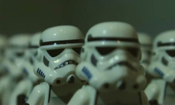 Cool Lego Versions Of The 'Force Awakens' Teaser Trailers Unleashed