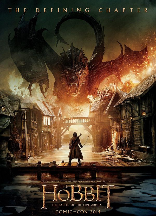'Hobbit: The Battle of the Five Armies' Wins Big At The Box Office
