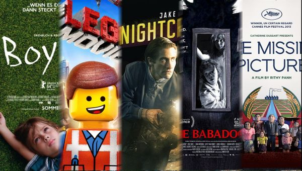Top 10 Rated Movies Of 2014