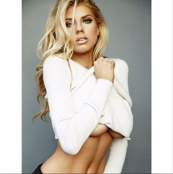 Charlotte McKinney is Blowing Up Instagram Today