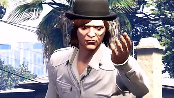 A Clockwork Orange Received Re-imagined in GTA