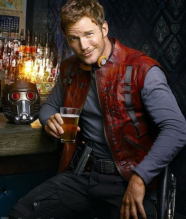 Drunk Chris Pratt Gives Hilarious Acting Advice