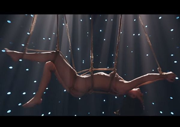 Dakota Johnson is Naked and Tied Up In The Weeknd's 'Fifty Shades Of Grey' Music Video
