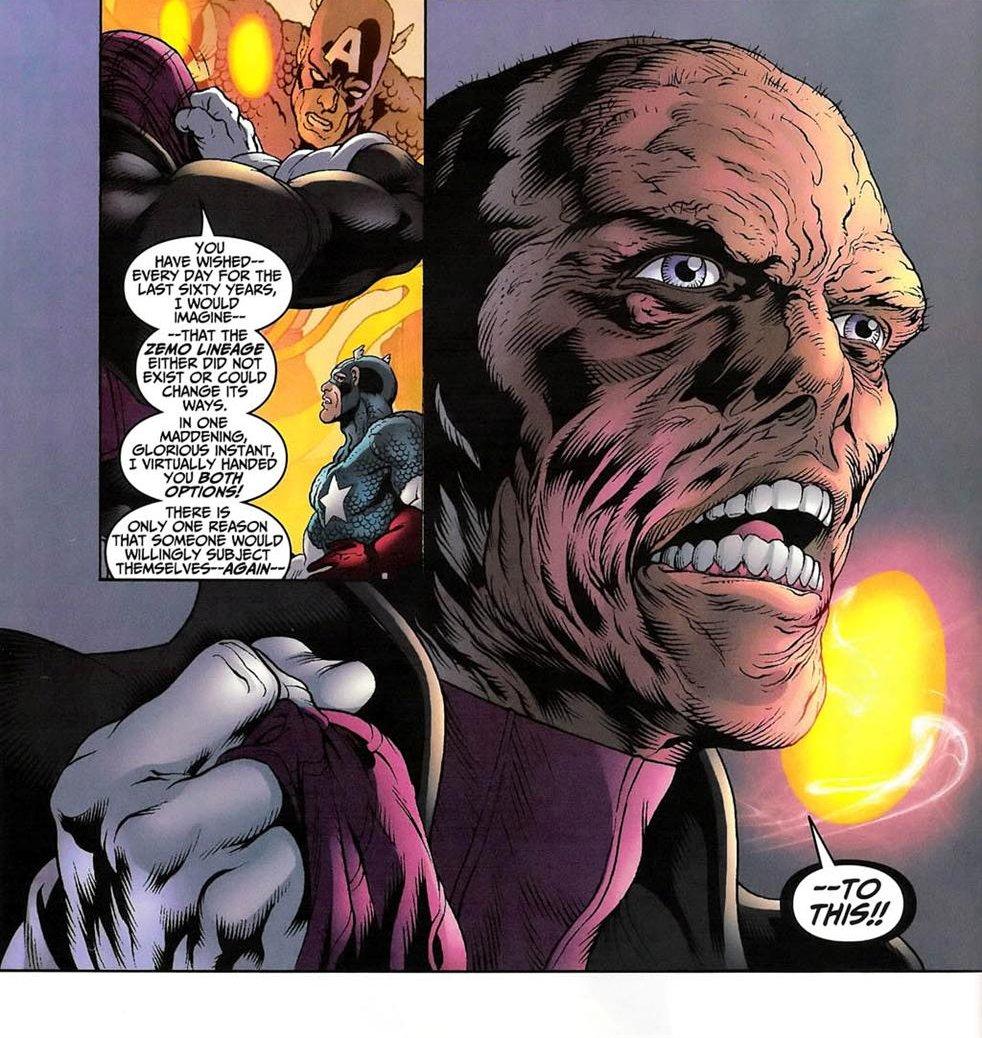 Zemo Confirmed As The Villain In Captain America 3