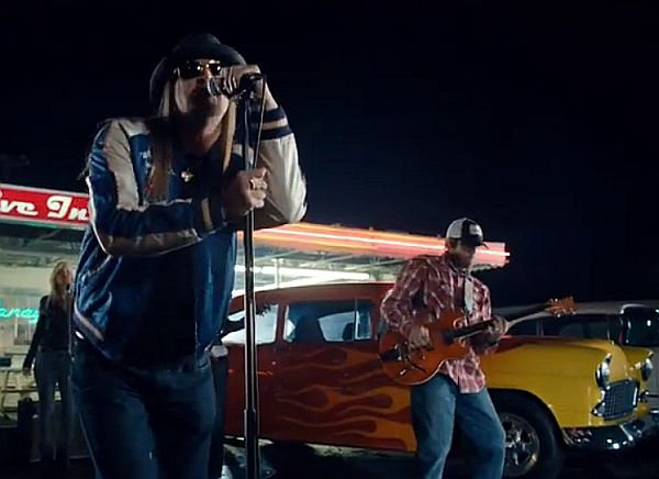 Kid Rock's Music Video for 'First Kiss' Has Arrived