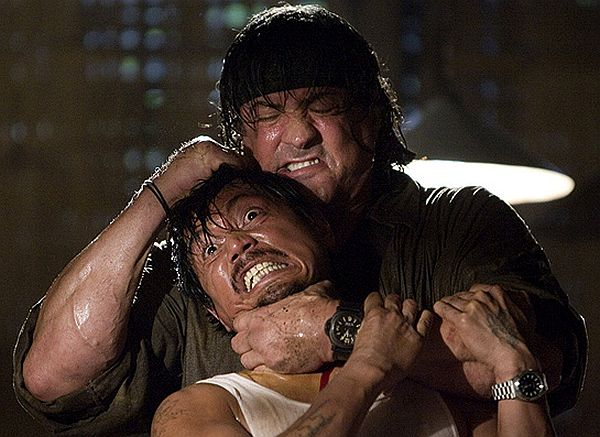 Sylvester Stallone's 'Rambo 5' Officially Titled 'Rambo: Last Blood'
