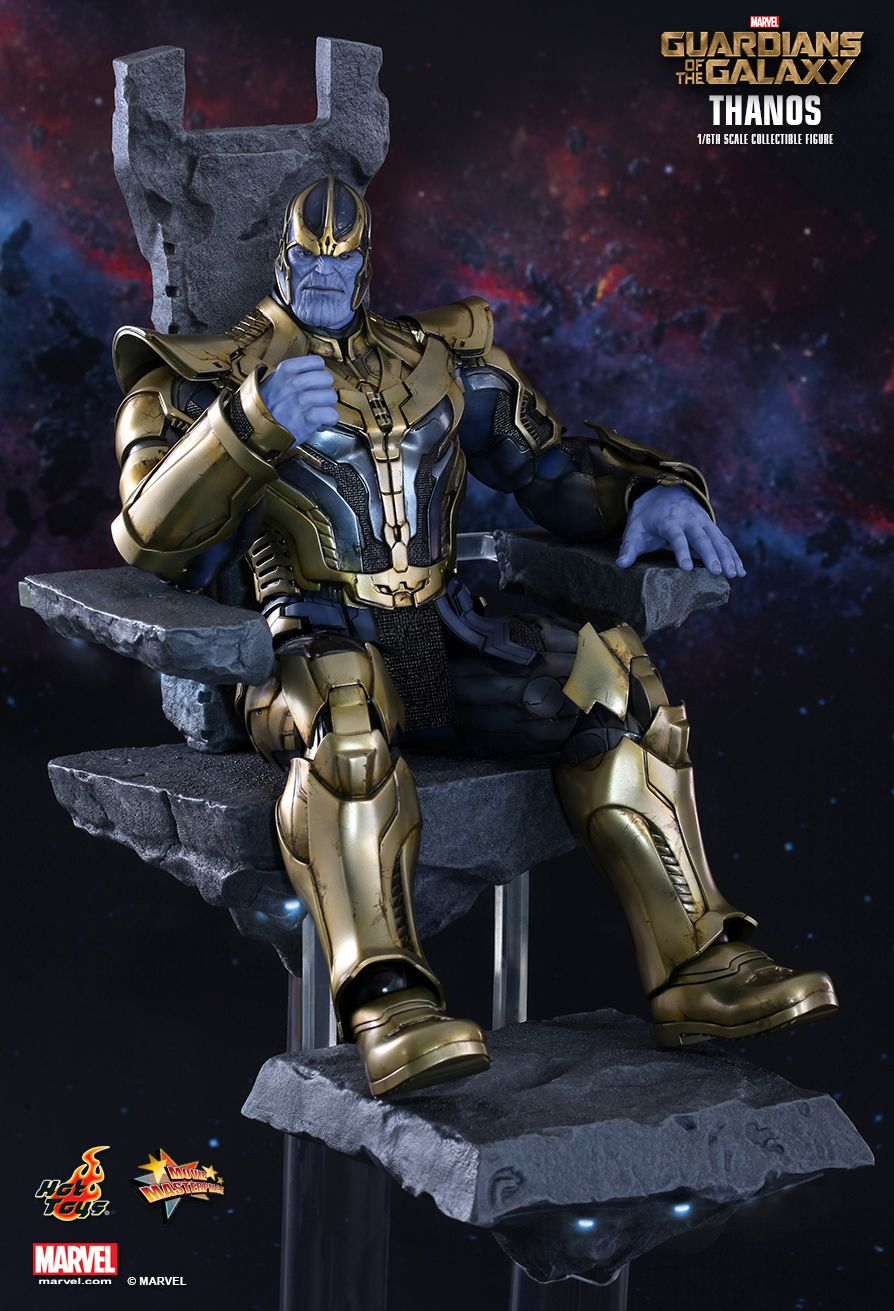 Must Have Hot Toys New Thanos Collectible Figure