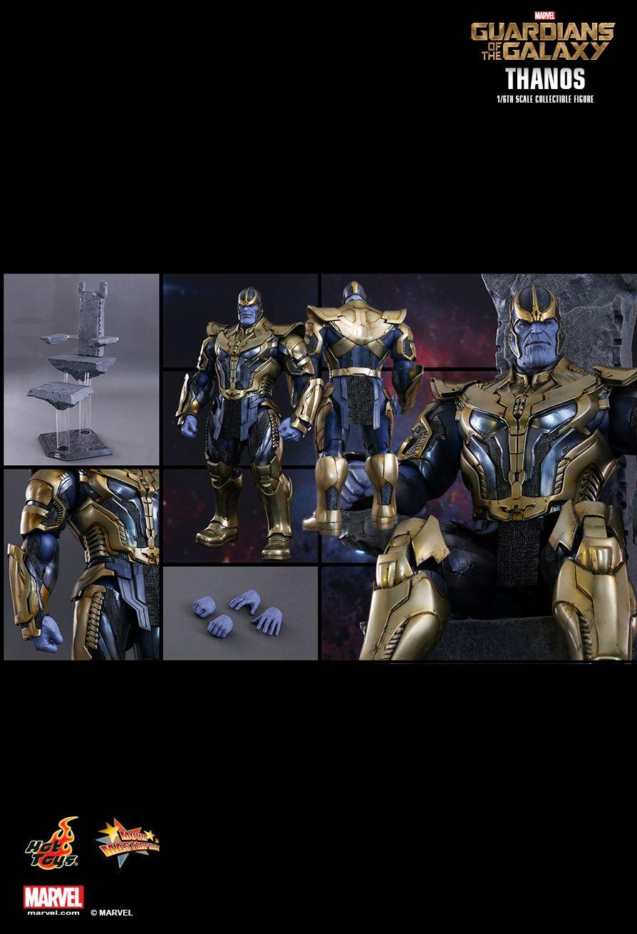 Thanos Hot Toys 5