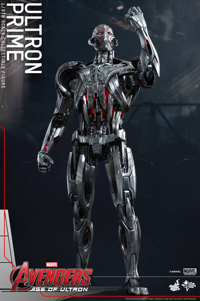 Must Have Ultron SideShow Collectible Figure