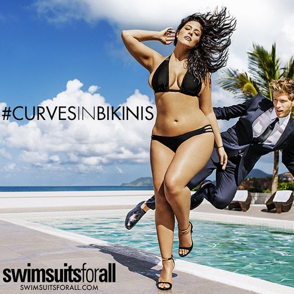 Sports Illustrated Introduces First Plus-Sized Swimsuit Model Ashley Graham