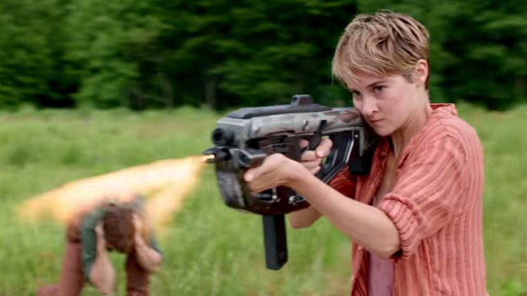 Here's The Final Divergent Series – Insurgent Trailer