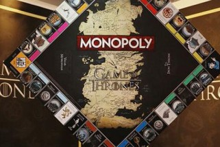 Geeks Will Conquer Westeros with This Game of Thrones Monopoly Board Game