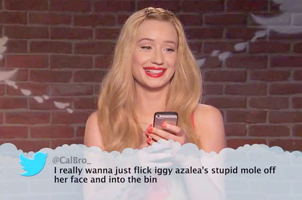 Jimmy Kimmel is back with Musicians Reading Mean Tweets About Themselves