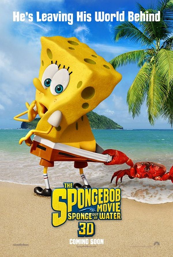 'SpongeBob' Beats 'American Sniper' at Box Office