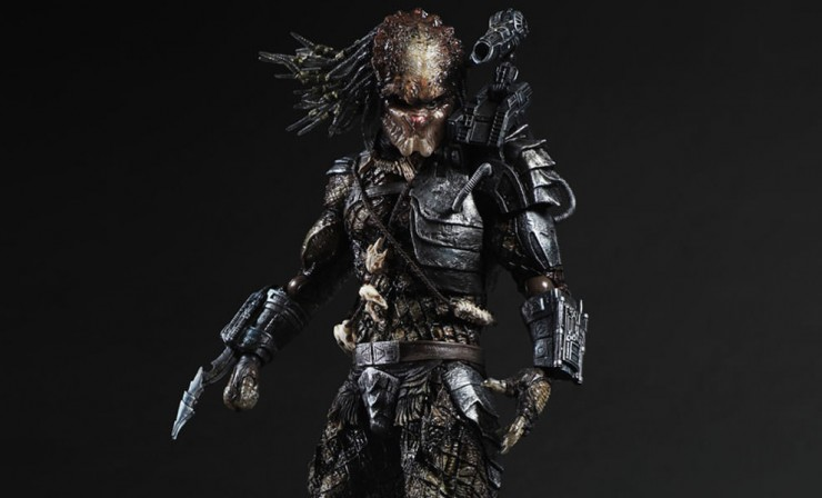 Absolute Must Have Predator Sideshow Collectibles Figure