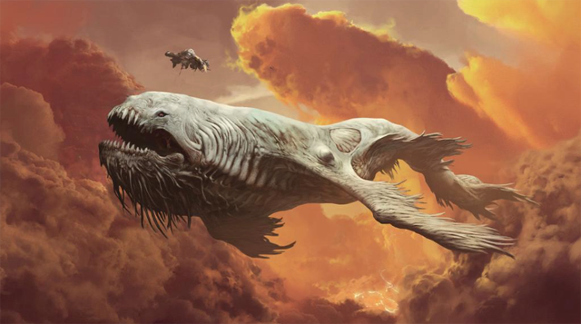 Neill Blomkamp And Simon Kinberg Onboard For Leviathan Approved Full Length Film