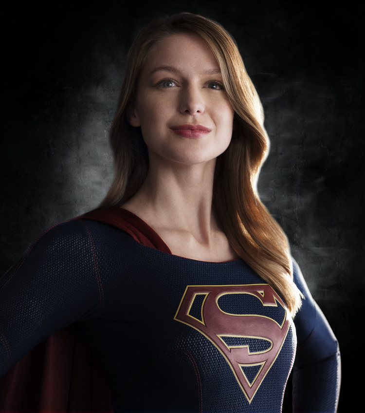 First Images of Supergirl Released