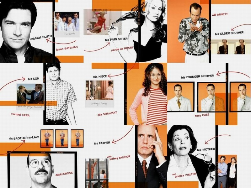 'Arrested Development' cast