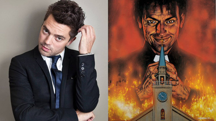 Dominic Cooper Cast As Jesse Custer Lead in Preacher