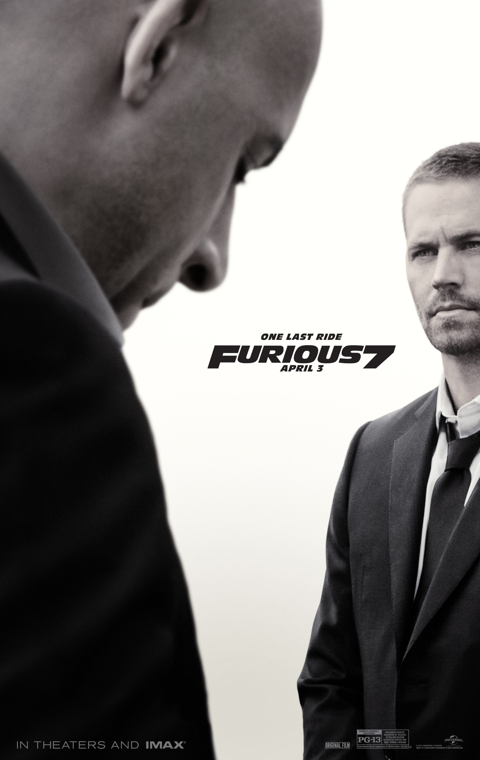 'Furious 7' Still King at the Box Office, 'Ex Machina' Gains Popularity