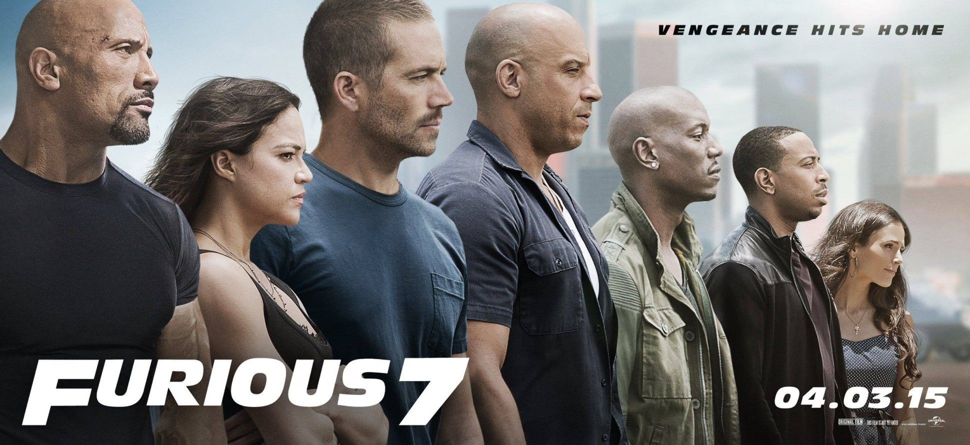 'Furious 7' Still King of the Box Office in its Second Week