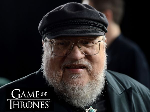 "George R. R. Martin Developing New Series for HBO Called ""Captain Cosmos"""