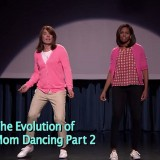 Video: Jimmy Fallon and Michelle Obama Are Back With 'The Evolution of Mom Dancing Part 2′