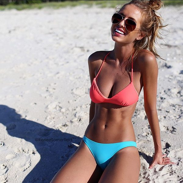 Renee Somerfield pics via Instagram