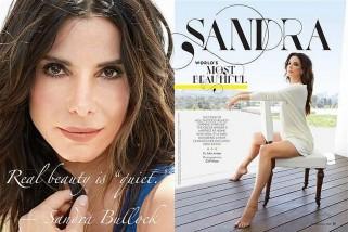 Sandra Bullock is PEOPLE's 2015 World's Most Beautiful Woman