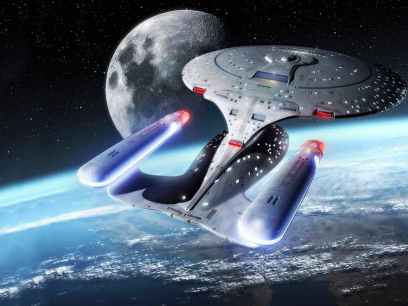 'Star Trek 3' is Officially Titled 'Star Trek Beyond'