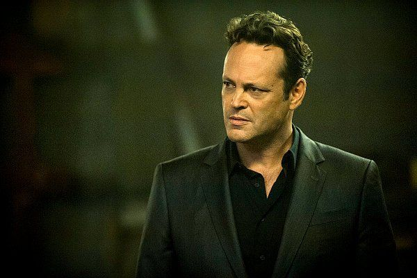 Vince Vaughn plays Frank Semyon, a criminal and entrepreneur in danger of losing his life's work, while his wife and closest ally (Kelly Reilly), struggles with his choices and her own.