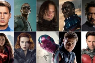 Massive Captain America 3 Super Hero Cast Announced – It's Gonna Be Huge!