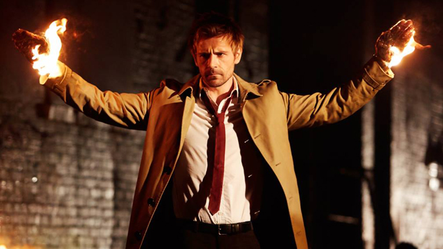 Constantine Will Appear In Arrow Season 4