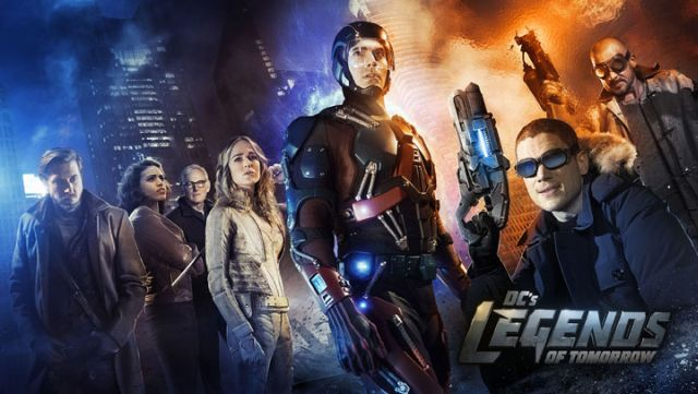 Watch The New DC's Legends of Tomorrow Debut Trailer