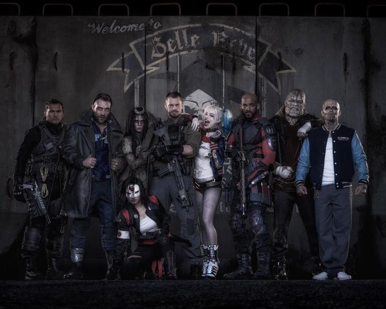 First Suicide Squad Movie Image