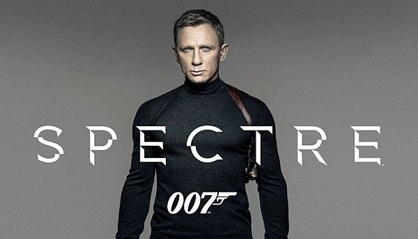 Extended 'Spectre' TV Spot Features James Bond in Action
