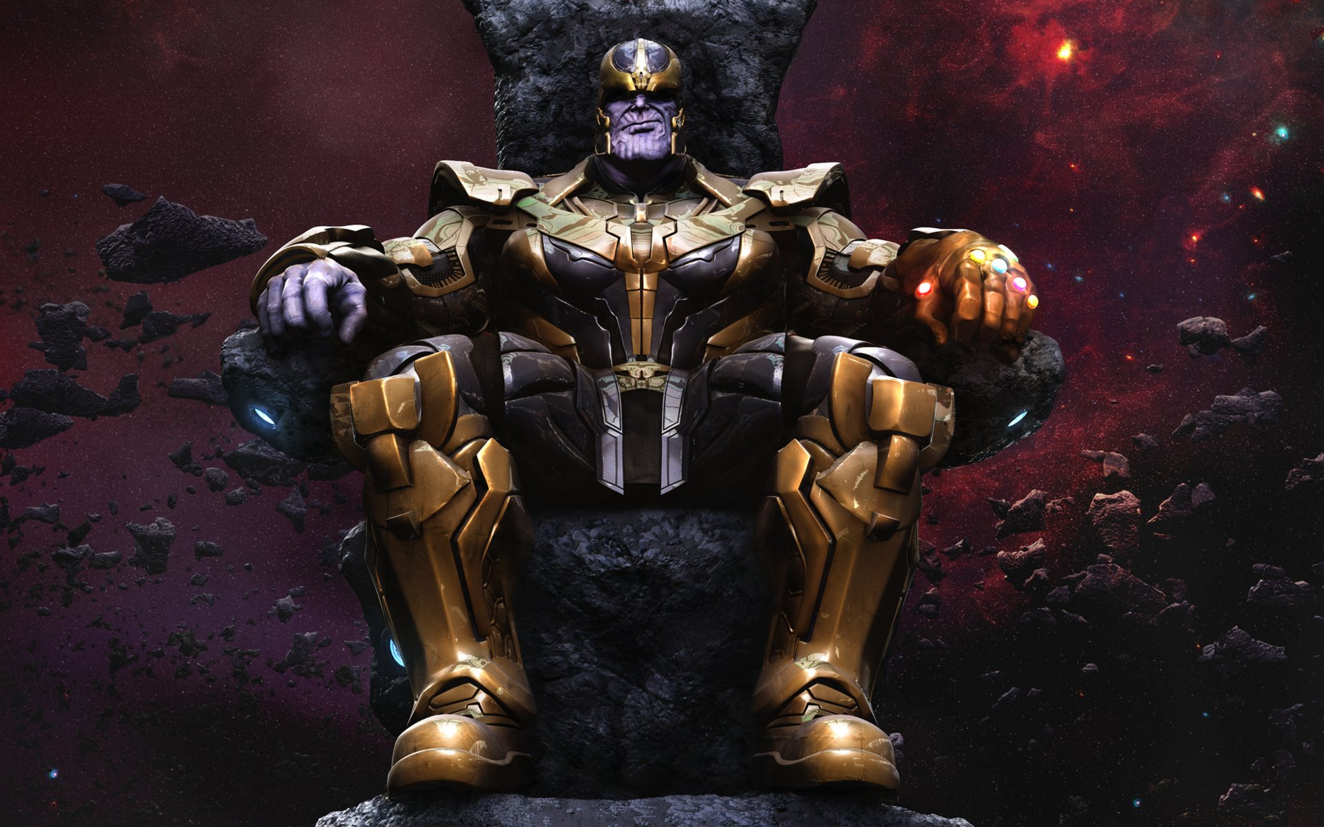 Amazing Thanos Walllpapers 4