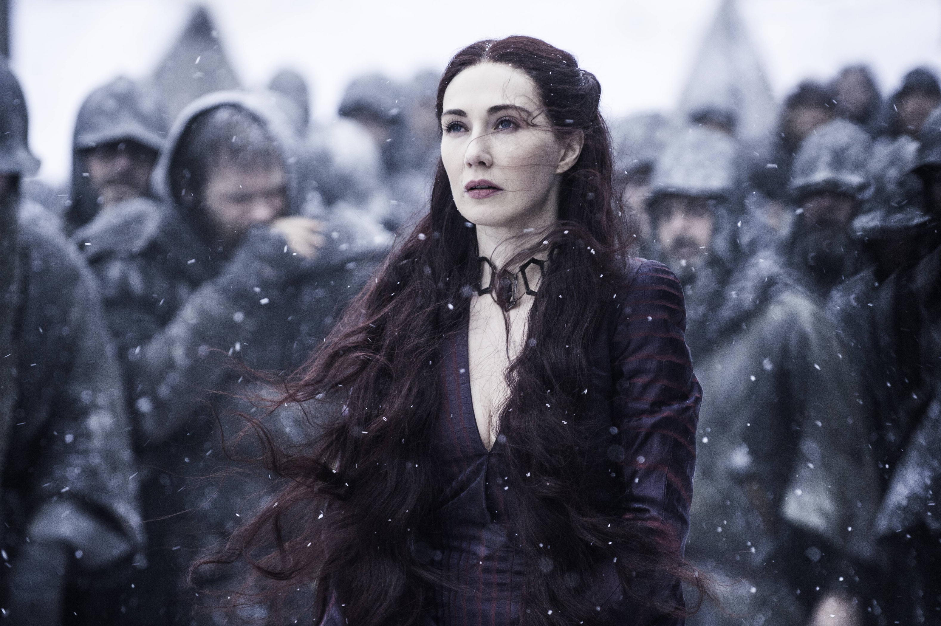Sexy Wallpaper Gallery for Game Of Thrones Star Carice van Houten