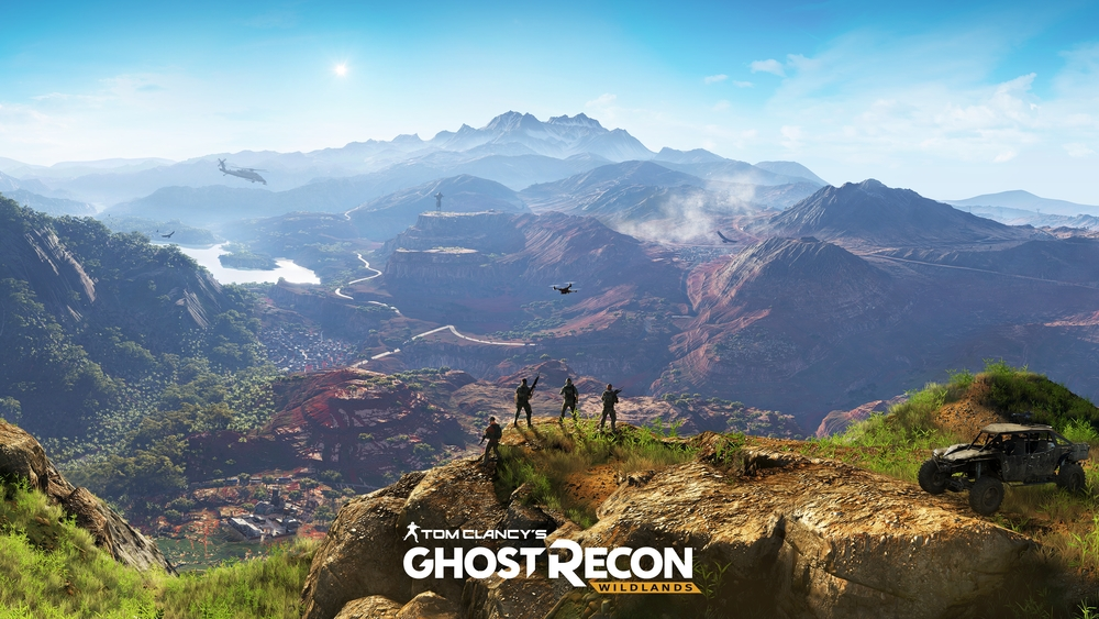 E3 20015 – New Ghost Recon Wildlands Open World Trailer