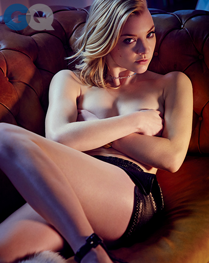 Sexy Game Of Thrones Star Natalie Dormer Wallpaper Gallery