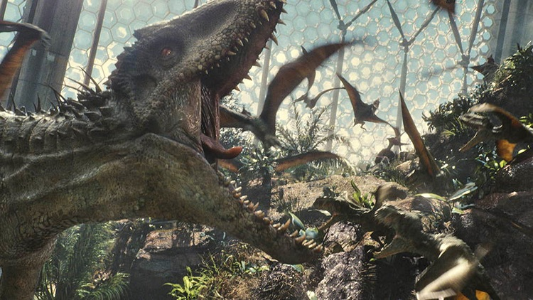 Tense And Best Jurassic World Trailer To Date Shows Terrifying Birth Of Indominus Rex