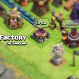 Clash Of Clans Update – Dark Spell Factory Brings Poison Earthquake and Haste Spells