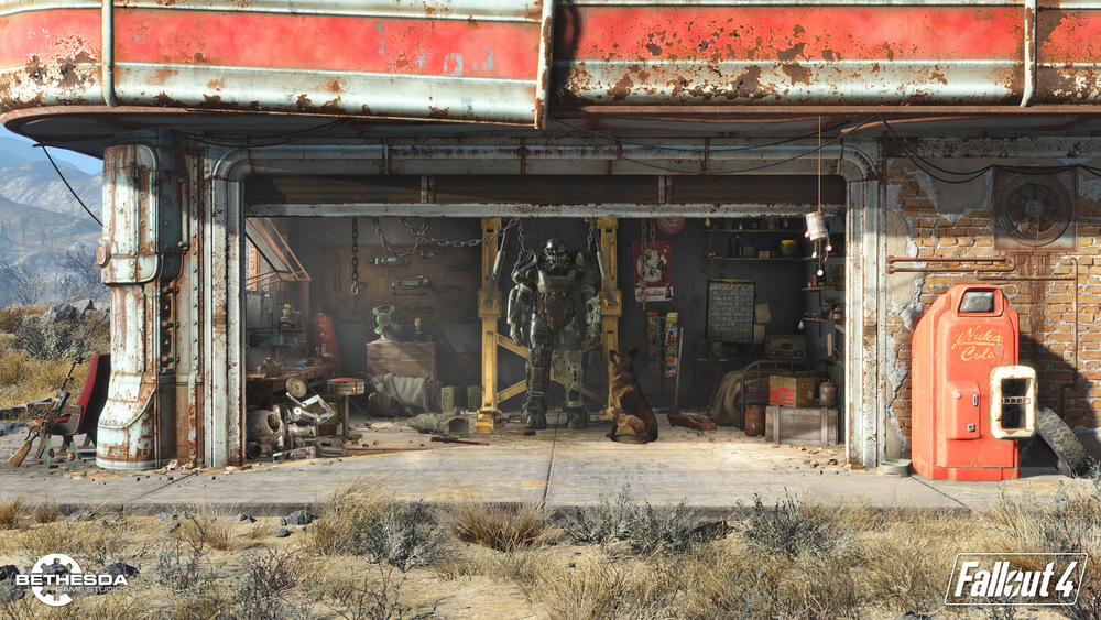 Fallout 4 Announced with First Trailer
