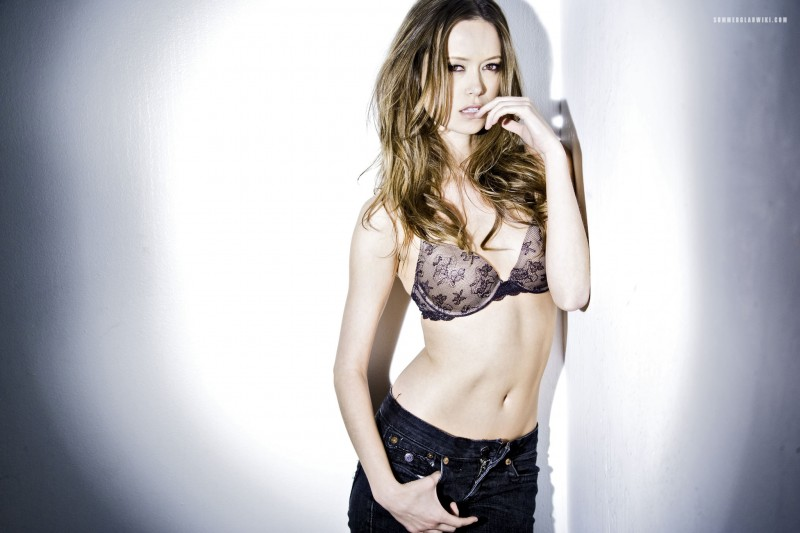 Summer Glau by Tyler Shields for Self Assignment - 4/5/2009
