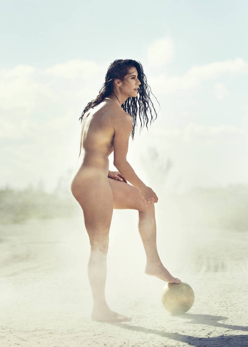 ESPN 2015 Body Issue - Ali Kreiger