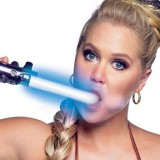 Here's the Sexy Amy Schumer And Star Wars GQ Photo Shoot