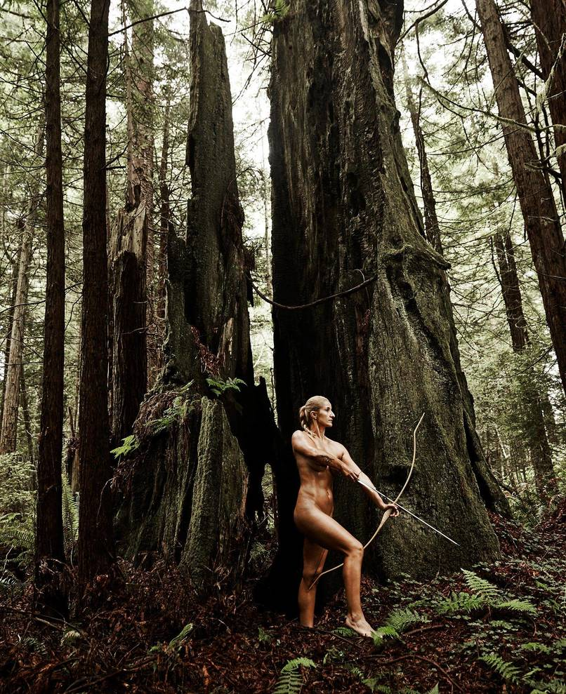 ESPN Body Issue 2015 - Khatuna Lorig