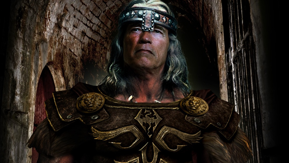 More Details on the Schwazenegger Legend of Conan Sequel