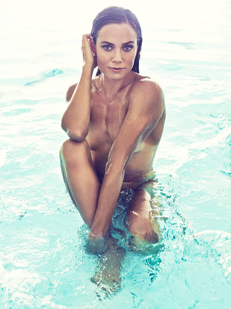 Natalie Coughlin - Olympic Swimmer 1