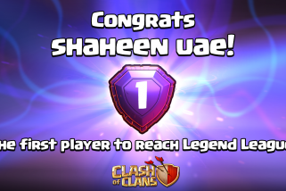 Interview With Clash of Clans Legend League Player Shaheen UAE aka Roller